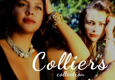 Colliers, retrouvez toute la collection