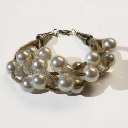 Bijou bohème bracelet naturel et création artisanale